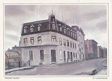 Maison Georges Etienne Cartier MONTREAL Quebec Canada Carte Signée Laframboise