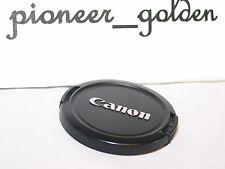 Canon EOS 58mm lens cap excellent