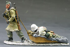 KING & COUNTRY WS084 Winter Sledge Set  RETIRED
