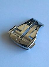 OMEGA DEPLOYMENT WATCH BUCKLE 18mm STAINLESS CLASP OMEGA WATCH BAND