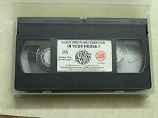 WWF In Your House 7 VHS Video Shawn Michaels vs Diesel and Vader vs Razor Ramon