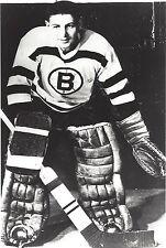 TERRY SAWCHUCK 8X10 PHOTO HOCKEY BOSTON BRUINS PICTURE NHL