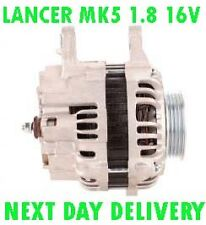 MITSUBISHI LANCER MK5 1.8 16V 1992 1993 BRAND NEW REMANUFACTURED ALTERNATOR