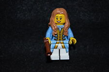 Governor's Daughter Imperial Navy w/  Hand Musket ~ Lego Pirates ~ MINT~ NEW
