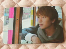 (ver. Leeteuk) Super Junior 4th Album BONAMANA Photocard TYPE A
