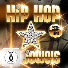 CD DVD Hip Hop Jewels Various Artists 2cd+dvd Sugarhill Gang, Kurtis Blow