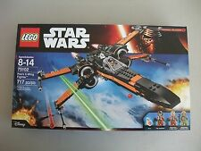 NEW LEGO Star Wars Poe's X-Wing Fighter 75102 episode VII x wing
