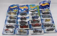 Huge Lot of HOT WHEELS Toy Cars Mattel