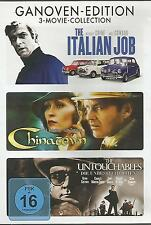 Ganoven-Edition - The Italian Job, Chinatown, The Untouchables / 3-DVD #2682