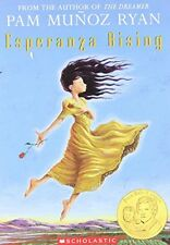 Esperanza Rising, New, Free Shipping