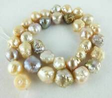 Natural 10-13mm Freshwater pearl Gemstone Beads15""