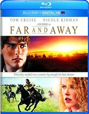 FAR AND AWAY New Sealed Blu-ray Tom Cruise Nicole Kidman