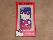 NEW, HELLO KITTY CASE FOR IPHONE 5, LOUNGEFLY