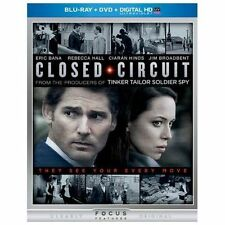 Closed Circuit NEW Bluray & DVD disc/case/cover ONLY-no digital/slip Bana