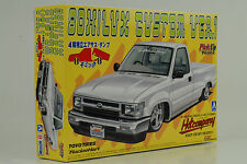 Toyota Hilux single CAB short lowrider Custom pickup kit kit 1:24 Aoshima