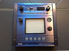 Korg KAOSS PAD ENTRANCER kpe1 VJ mixer video video modulizer SUPER RARE