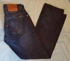very rare LEVIS 'Slim Straight' Man's Jeans Size: W 28 L 30 VERY GOOD Condition
