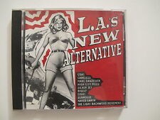 L.A.s NEW ALTERNATIVE 1994 CD w/ BIGELF COAT SILVER JET etc HARD ROCK LIKE NEW