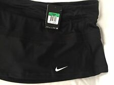 NWT Nike Skort Skirt Shorts Size XL, $50. Black Dri-Fit  Golf Tennis Swim Bike