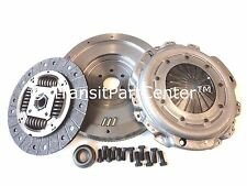 SOLID FLYWHEEL & CLUTCH PEUGEOT 206 207 307 308 407 1007 PARTNER TEPEE 1.6 HDI