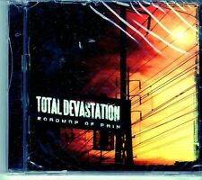 (EI521) Total Devastation, Roadmap Of Pain - 2003 sealed CD