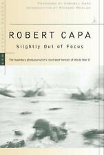 Slightly Out of Focus by Robert Capa (Paperback, 2001)
