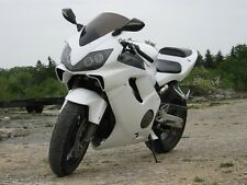 Gloss White Fairing Bodywork Injection for 2004-2007 Honda CBR600 F4i 2005 2006