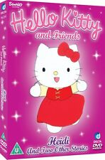 Hello Kitty and Friends - Heidi and Two Stories [DVD] 2013 Brand new and sealed