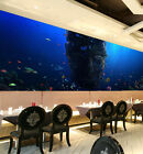 3D Undersea Fishes And Skull 29 Wall Paper Wall Print Decal Wall AJ Wall Paper