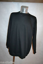 SWEAT ROCKFORD COTON NEUF GRANDE TAILLE 1XL 68CM  / PULL SHIRT  PLUS SIZE NWT