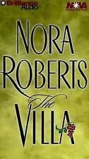 The Villa (Nova Audio Books) Roberts, Nora Audio Cassette