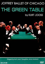 The Green Table (The Joffrey Ballet of Chicago) New DVD