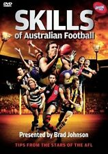 (AFL) Skills Of Australian Football (DVD, 2009) region 0 ALL REGIONS