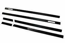 01-03 BMW E39 M5 Door Moldings Mouldings Trim 5 Series 525 540 530 E39 BODY