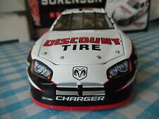 2006 DODGE CHARGER #41 REED SORENSON DISCOUNT TIRE 1/24 NEW