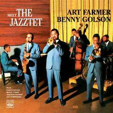 Art Farmer-Benny Golson Jazztet  MEET THE JAZZTET
