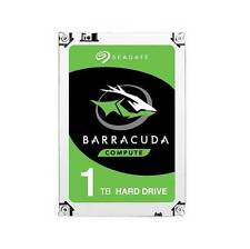 "Seagate Barracuda ST100LM048 1TB SATA 6Gb/s 128MB 2.5"" Hard Drive Height 7m"