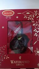 *NEW* Waterford Crystal Christmas Ornament 2015 RUBY RED CASED BALL New in Box