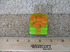 Fisher Price Little People Gift Present green birthday xmas toy part wedding box