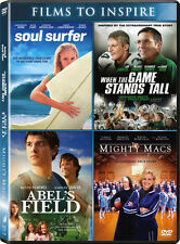 Abel's Field / Might Macs / Soul Surfer / When The - 2  (2016, REGION 1 DVD New)