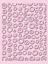 CUTTLEBUG A2 EMBOSSING FOLDER ~SPOTS AND DOTS