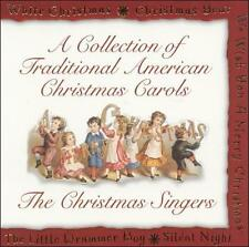 Christmas Singers by Various Artists (CD, Sep-2001, Fine Tune)
