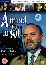 A MIND TO KILL the complete first series 1. Philip Madoc. 3 discs. New DVD.