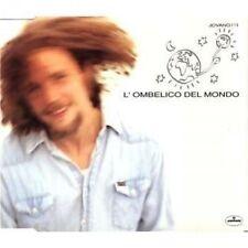 Jovanotti L'ombelico del mondo (3 tracks, 1995) [Maxi-CD]