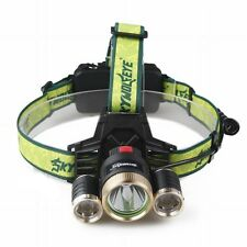 Skywolfeye 20000Lumens 3-Mode Headlamp Head Light CREE XML 3x T6 LED Headlight