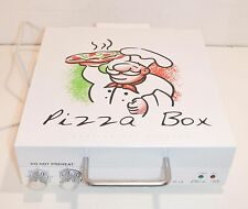 "CLEAN Cuizen Pizza Box Oven with 12"" Rotating Pan PIZ-4012"