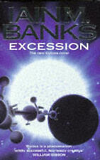 Very Good 1857233948 Hardcover Excession Iain M. Banks
