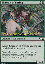 4x Shaman of Spring (Schamanin des Frühlings) Magic 2015 M15 Magic