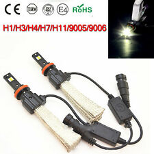 H1/H3/H7/H11/9005/9006 OSRAM LED Car Headlight Bulb Lamp Kits 40W 5600LM