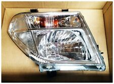 06-14 GENUINE HEAD LIGHT FIT NISSAN D40 PATHFINDER NAVARA FRONTIER HEAD LAMP -RH